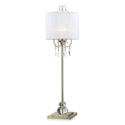 Dimond Lighting Albion 3-Light Buffet Table Lamp