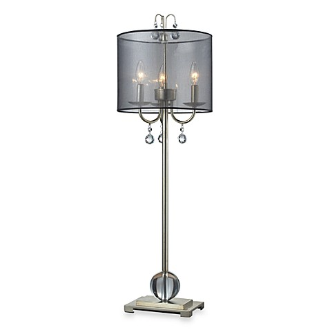 Dimond Lighting Amherst 3-Light Buffet Table Lamp