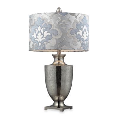 Dimond Lighting Langham Damask Table Lamp