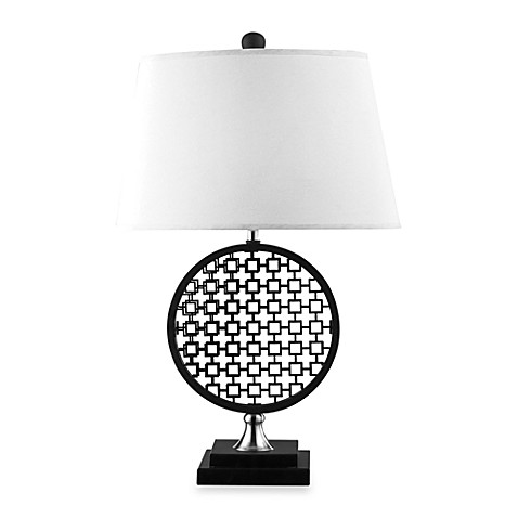 Dimond Lighting Prospect Optic Illusion Table Lamp
