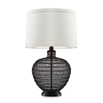 Dimond Lighting Lincoln Iron Table Lamp