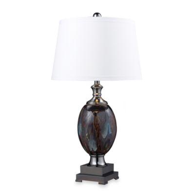 Dimond Lighting Nickel Table Lamp