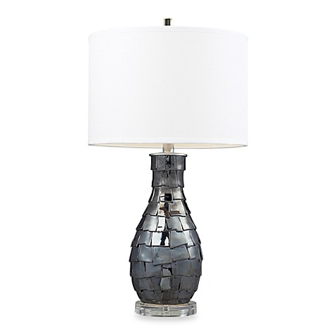 Dimond Lighting Cooper Table Lamp in Navy Pearl Finish