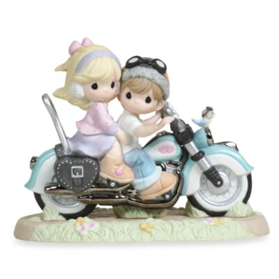 Precious Moments® Our Love Goes The Distance Porcelain Figurine
