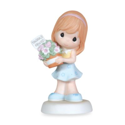 Precious Moments® Thank You For Being A Friend Porcelain Figurine