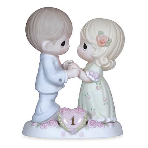 Precious Moments™ A Whole Year Filled With Special Moments 1st Anniversary Figurine