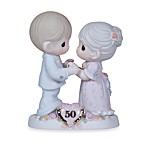 Precious Moments®  We Share A Love Forever Young 50th Anniversary Figurine