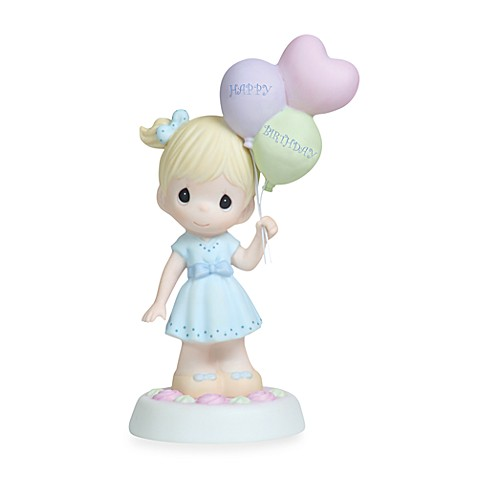 Precious Moments® May Your Birthday Be As Special As You Porcelain Figurine