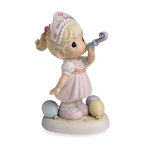Precious Moments™ Wishing You A Year Filled With Birthday Cheer Figurine
