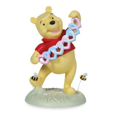 Precious Moments® You Have Touched So Many Hearts Winnie the Pooh Figurine