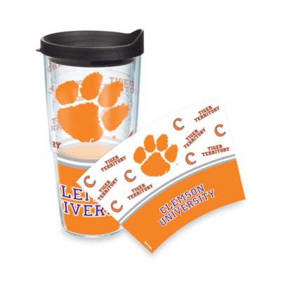 Tervis® Clemson University Wrap 24-Ounce Tumbler with Lid