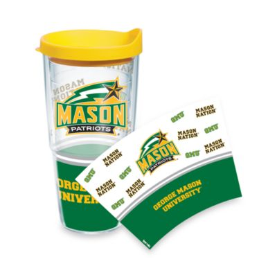 Tervis® George Mason University Patriots Wrap 24-Ounce Tumbler with Lid