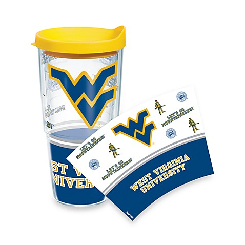 Tervis® West Virginia University Wrap 24-Ounce Tumbler with Lid