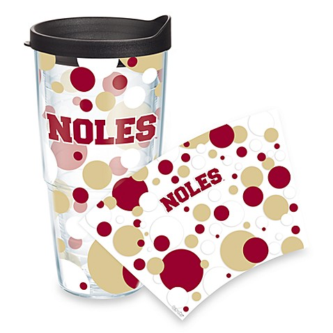 Tervis® FSU Noles Dots Wrap 24-Ounce Tumbler with Lid
