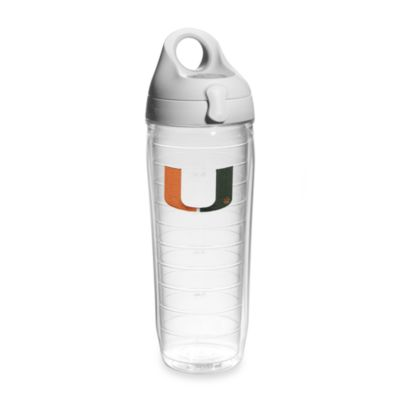 Tervis® Miami Hurricanes 24-Ounce Water Bottle