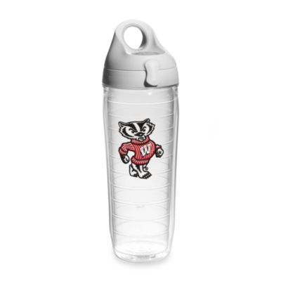 Tervis® Wisconsin Badgers 24-Ounce Water Bottle