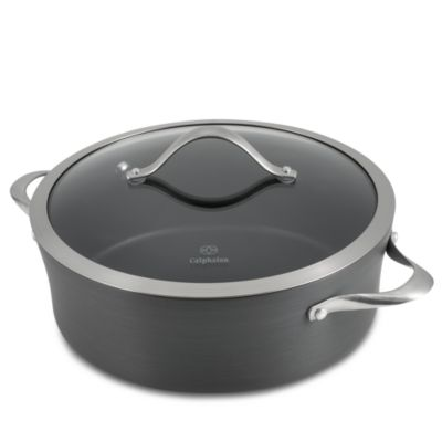 Calphalon® Contemporary Nonstick 5-Quart Covered Saucier