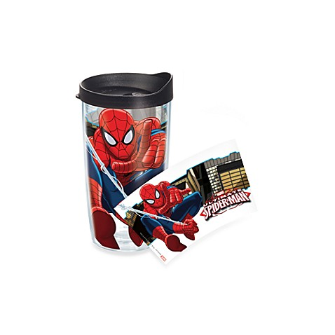 Tervis® Ultimate Spiderman® Wrap 10-Ounce Tumbler with Lid