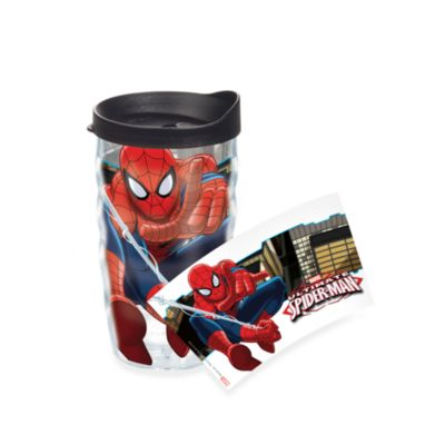 Tervis® Ultimate Spiderman® Wavy Wrap 10-Ounce Tumbler with Lid
