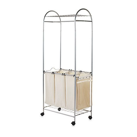 neatfreak everfresh® Deluxe Laundry Center with Hanging Bar