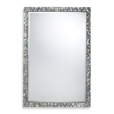 Mother of Pearl Mirror