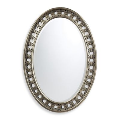 Decorative Circle Mirror
