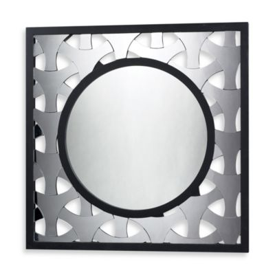 Dimond Lighting Stockholm Geometric Mirror