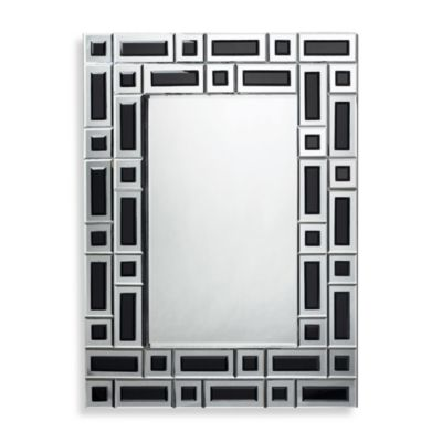 Dimond LIghting Vance Geometric Mirror