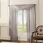Classic Chiffon Window Curtain Panel