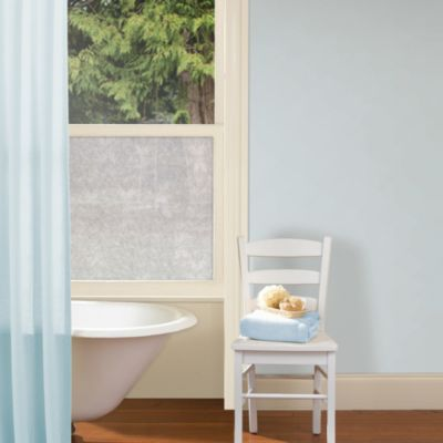 Rice Paper Privacy Film in Grey
