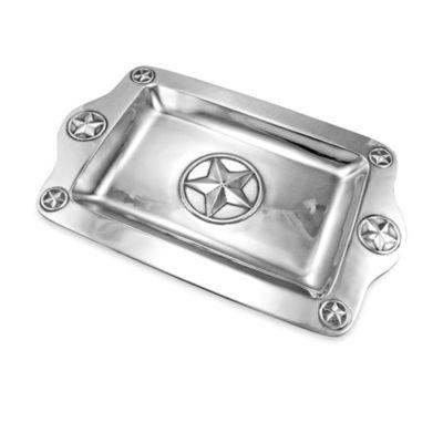 Wilton Armetale® Lone Star 17-Inch Rectangular Tray
