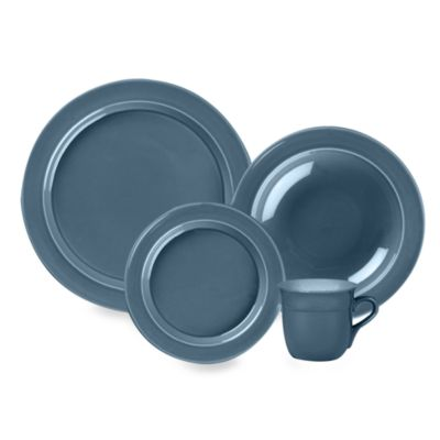 Emile Henry® Juniper 4-Piece Place Setting