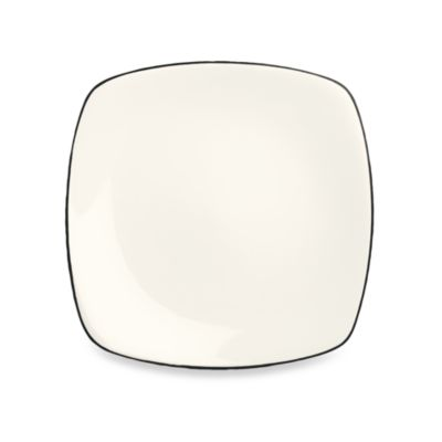 Noritake® Colorwave Graphite 10 3/4-Inch Square Dinner Plate