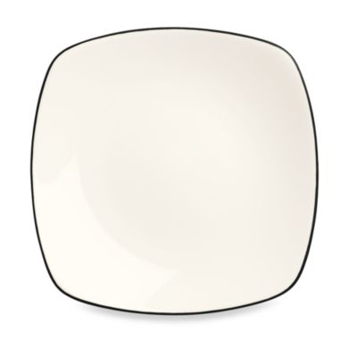 Noritake® Colorwave Graphite 8 1/4-Inch Square Dinner Plate