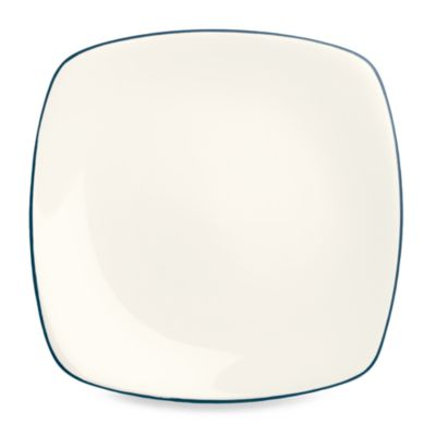 Noritake® Colorwave Blue 10 3/4-Inch Square Dinner Plate