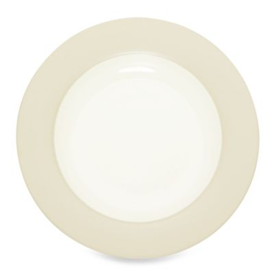 Noritake® Colorwave Rim Salad Plate in Cream
