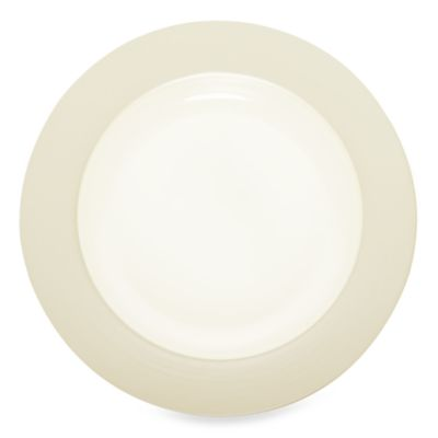 Noritake® Colorwave Cream 11-Inch Rim Dinner Plate