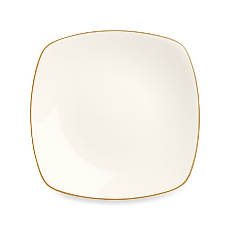 Noritake® Colorwave Square Salad Plate in Suede