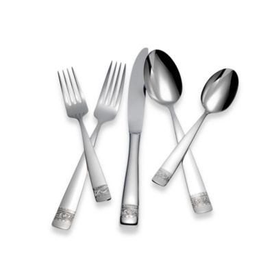 Crestwood 5-Piece Place Setting