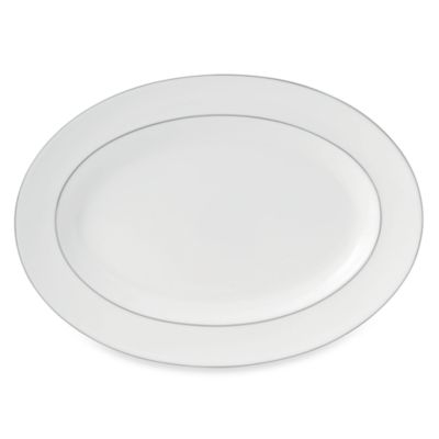 Royal Doulton® Signature 14-Inch Oval Platter in Platinum