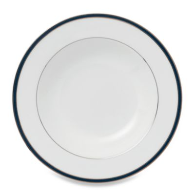 Royal Doulton® Signature 9-Inch Rim Soup Bowl in Blue