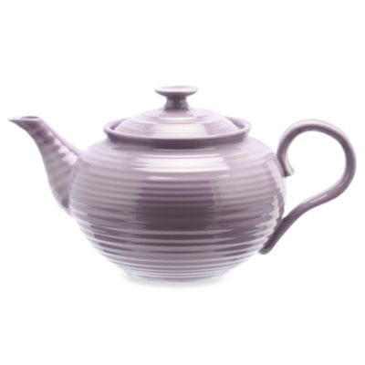 Sophie Conran for Portmeirion® Mulberry 2-Pint Teapot