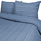 Park B. Smith® Weston Comforter Set in Denim