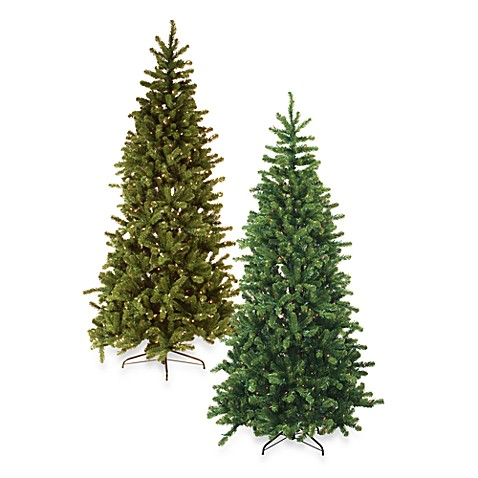 CMI Lites 7.5' Colorado Pine Artificial Trees with Lights