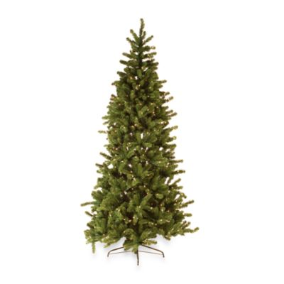 Colorado Pine 9 Foot Pre-Lit Tree with Clear Lights