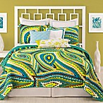 Trina Turk Vivacious Coverlet, 100% Cotton