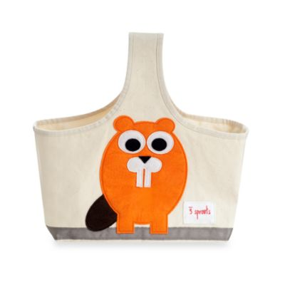 3 Sprouts Caddy Tote in Beaver