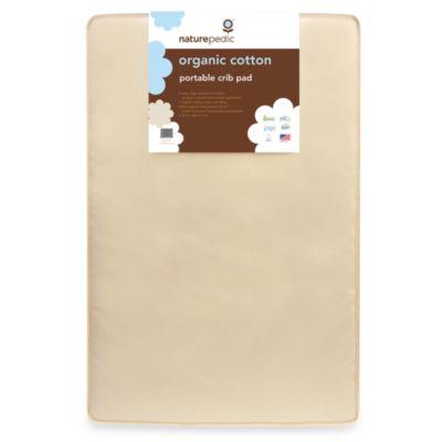 Naturepedic® Waterproof Organic Mattress Pad