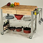 Chris & Chris Stadium 38-Inch Kitchen Work Station