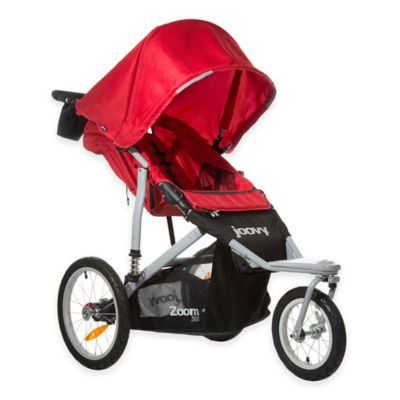 Joovy® Zoom 360 Red Jogging Stroller